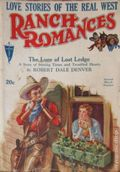 Ranch Romances (1924-1968 Clayton/Warner/Best Books/Literary Enterprises/Popular) Pulp Vol. 40 #4