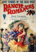 Ranch Romances (1924-1968 Clayton/Warner/Best Books/Literary Enterprises/Popular) Pulp Vol. 44 #2