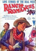 Ranch Romances (1924-1968 Clayton/Warner/Best Books/Literary Enterprises/Popular) Pulp Vol. 46 #3