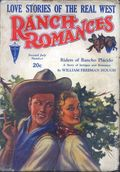 Ranch Romances (1924-1968 Clayton/Warner/Best Books/Literary Enterprises/Popular) Pulp Vol. 49 #2