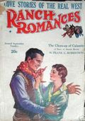 Ranch Romances (1924-1968 Clayton/Warner/Best Books/Literary Enterprises/Popular) Pulp Vol. 50 #2