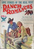 Ranch Romances (1924-1968 Clayton/Warner/Best Books/Literary Enterprises/Popular) Pulp Vol. 50 #3