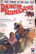 Ranch Romances (1924-1968 Clayton/Warner/Best Books/Literary Enterprises/Popular) Pulp Vol. 51 #1