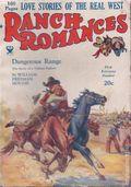Ranch Romances (1924-1968 Clayton/Warner/Best Books/Literary Enterprises/Popular) Pulp Vol. 52 #3