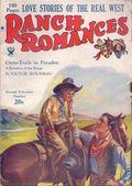 Ranch Romances (1924-1968 Clayton/Warner/Best Books/Literary Enterprises/Popular) Pulp Vol. 52 #4