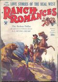 Ranch Romances (1924-1968 Clayton/Warner/Best Books/Literary Enterprises/Popular) Pulp Vol. 53 #4