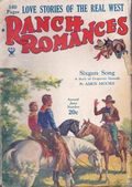 Ranch Romances (1924-1968 Clayton/Warner/Best Books/Literary Enterprises/Popular) Pulp Vol. 54 #4