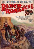 Ranch Romances (1924-1968 Clayton/Warner/Best Books/Literary Enterprises/Popular) Pulp Vol. 55 #2
