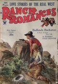 Ranch Romances (1924-1968 Clayton/Warner/Best Books/Literary Enterprises/Popular) Pulp Vol. 55 #4
