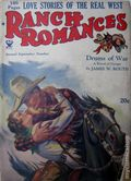 Ranch Romances (1924-1968 Clayton/Warner/Best Books/Literary Enterprises/Popular) Pulp Vol. 56 #3
