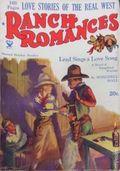 Ranch Romances (1924-1968 Clayton/Warner/Best Books/Literary Enterprises/Popular) Pulp Vol. 57 #1