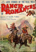 Ranch Romances (1924-1968 Clayton/Warner/Best Books/Literary Enterprises/Popular) Pulp Vol. 59 #4