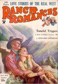 Ranch Romances (1924-1968 Clayton/Warner/Best Books/Literary Enterprises/Popular) Pulp Vol. 61 #2