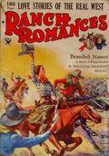Ranch Romances (1924-1968 Clayton/Warner/Best Books/Literary Enterprises/Popular) Pulp Vol. 62 #1