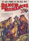 Ranch Romances (1924-1968 Clayton/Warner/Best Books/Literary Enterprises/Popular) Pulp Vol. 62 #2