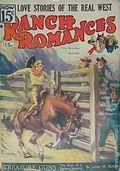 Ranch Romances (1924-1968 Clayton/Warner/Best Books/Literary Enterprises/Popular) Pulp Vol. 63 #2