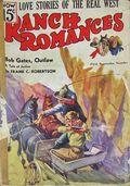 Ranch Romances (1924-1968 Clayton/Warner/Best Books/Literary Enterprises/Popular) Pulp Vol. 63 #4