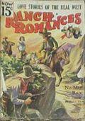 Ranch Romances (1924-1968 Clayton/Warner/Best Books/Literary Enterprises/Popular) Pulp Vol. 65 #3
