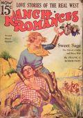 Ranch Romances (1924-1968 Clayton/Warner/Best Books/Literary Enterprises/Popular) Pulp Vol. 66 #2