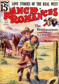 Ranch Romances (1924-1968 Clayton/Warner/Best Books/Literary Enterprises/Popular) Pulp Vol. 66 #3