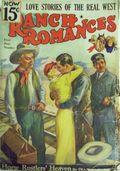 Ranch Romances (1924-1968 Clayton/Warner/Best Books/Literary Enterprises/Popular) Pulp Vol. 67 #4
