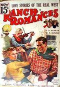 Ranch Romances (1924-1968 Clayton/Warner/Best Books/Literary Enterprises/Popular) Pulp Vol. 69 #3