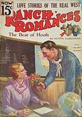Ranch Romances (1924-1968 Clayton/Warner/Best Books/Literary Enterprises/Popular) Pulp Vol. 69 #4