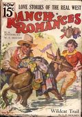 Ranch Romances (1924-1968 Clayton/Warner/Best Books/Literary Enterprises/Popular) Pulp Vol. 70 #1