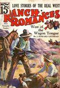 Ranch Romances (1924-1968 Clayton/Warner/Best Books/Literary Enterprises/Popular) Pulp Vol. 70 #2