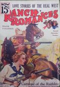 Ranch Romances (1924-1968 Clayton/Warner/Best Books/Literary Enterprises/Popular) Pulp Vol. 70 #3