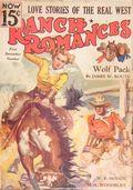 Ranch Romances (1924-1968 Clayton/Warner/Best Books/Literary Enterprises/Popular) Pulp Vol. 71 #1