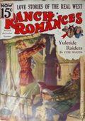 Ranch Romances (1924-1968 Clayton/Warner/Best Books/Literary Enterprises/Popular) Pulp Vol. 71 #2