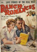 Ranch Romances (1924-1968 Clayton/Warner/Best Books/Literary Enterprises/Popular) Pulp Vol. 72 #1