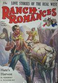 Ranch Romances (1924-1968 Clayton/Warner/Best Books/Literary Enterprises/Popular) Pulp Vol. 72 #3