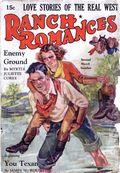Ranch Romances (1924-1968 Clayton/Warner/Best Books/Literary Enterprises/Popular) Pulp Vol. 72 #4