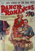 Ranch Romances (1924-1968 Clayton/Warner/Best Books/Literary Enterprises/Popular) Pulp Vol. 73 #4