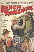 Ranch Romances (1924-1968 Clayton/Warner/Best Books/Literary Enterprises/Popular) Pulp Vol. 77 #1