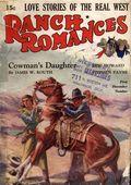 Ranch Romances (1924-1968 Clayton/Warner/Best Books/Literary Enterprises/Popular) Pulp Vol. 77 #3