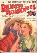 Ranch Romances (1924-1968 Clayton/Warner/Best Books/Literary Enterprises/Popular) Pulp Vol. 78 #1