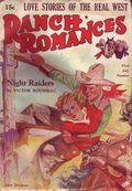 Ranch Romances (1924-1968 Clayton/Warner/Best Books/Literary Enterprises/Popular) Pulp Vol. 81 #2
