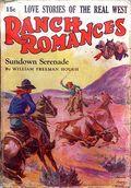 Ranch Romances (1924-1968 Clayton/Warner/Best Books/Literary Enterprises/Popular) Pulp Vol. 82 #1