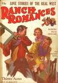 Ranch Romances (1924-1968 Clayton/Warner/Best Books/Literary Enterprises/Popular) Pulp Vol. 82 #2