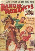 Ranch Romances (1924-1968 Clayton/Warner/Best Books/Literary Enterprises/Popular) Pulp Vol. 83 #1