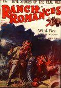 Ranch Romances (1924-1968 Clayton/Warner/Best Books/Literary Enterprises/Popular) Pulp Vol. 83 #2