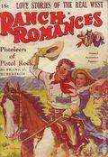 Ranch Romances (1924-1968 Clayton/Warner/Best Books/Literary Enterprises/Popular) Pulp Vol. 83 #3