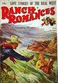 Ranch Romances (1924-1968 Clayton/Warner/Best Books/Literary Enterprises/Popular) Pulp Vol. 83 #4