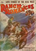 Ranch Romances (1924-1968 Clayton/Warner/Best Books/Literary Enterprises/Popular) Pulp Vol. 84 #3