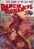 Ranch Romances (1924-1968 Clayton/Warner/Best Books/Literary Enterprises/Popular) Pulp Vol. 84 #4