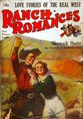Ranch Romances (1924-1968 Clayton/Warner/Best Books/Literary Enterprises/Popular) Pulp Vol. 85 #1
