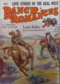Ranch Romances (1924-1968 Clayton/Warner/Best Books/Literary Enterprises/Popular) Pulp Vol. 85 #3